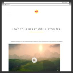 立顿中国官方网站